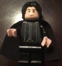 Lego HARRY POTTER minifigure PROFESSOR SNAPE 4842 flat shipping