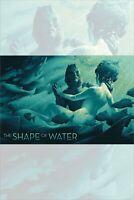 Wondercon 2019 The Shape of Water David Henry Lantz Poster Print 36x24 Mondo