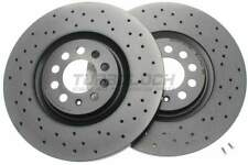 Brembo XTRA Bremsscheiben gelocht 09.7880.1X (312x25 mm) VA - Audi Seat Skoda VW