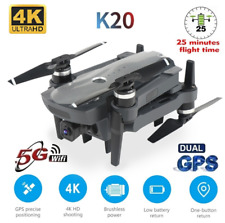 4K HD GPS RC Drone Camera WiFi FPV Professional Optical Camera Drone Quadcopter