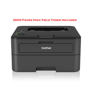Brother HL-L2365DW A4 Mono Laser Printer with Wi-Fi, 2 Sided & Network (Inc VAT)