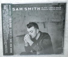 Sam Smith In The Lonely Hour Drowning Shadows Edition 2015 Taiwan 2-CD w/OBI