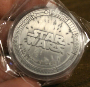 Star Wars Collectable Coin Jabba The Hutt NEW SEALED AND IN PLASTIC CASE