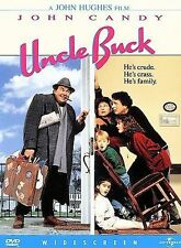 Uncle Buck (DVD) DISC AND CASE ONLY