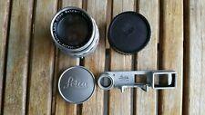 Leica M SUMMICRON 50mm f2 Dual Range WITH GOGGLES