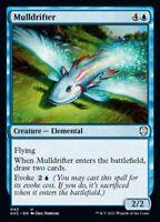 MTG Kaldheim Commander NON-FOIL U Mulldrifter #042 PLAYSET x4 4x