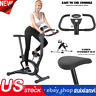 Home Exercise Bike Stationary Upright Indoor Cycling Magnetic Trainer Fitness