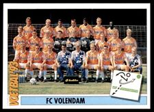 Panini Voetbal '93 (Netherlands) Team FC Volendam Teams  No. 252