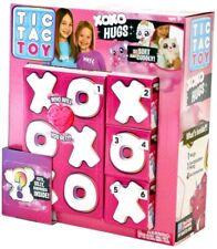 Tic Tac Toy XOXO Hugs 1 SET Plush Purple NEW