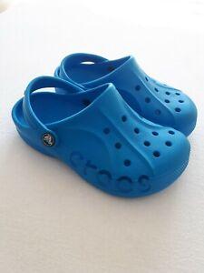Kinder Crocs   Größe J 2 = Schuhgröße 33/34 , unisex