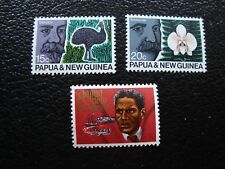 PAPOUASIE/NOUVELLE GUINEE - timbre yvert/tellier n° 186/87 228 n** MNH (COT1)