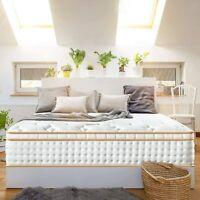 BedStory 12 Inch Hybrid Mattress Gel Infused Memory Foam Twin Full Queen King CK