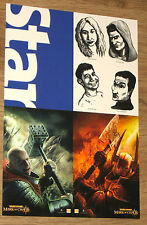 Warhammer Mark of Chaos etc Postkarten / Post Cards