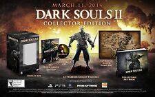 NEW Dark Souls II 2 Collectors Edition (Sony Playstation 3) NTSC