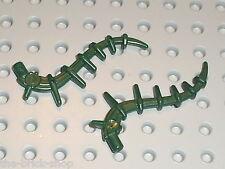 LEGO INDIANA JONES DkGreen Plants ref x1750 / Set 7626 8624 8893 ...