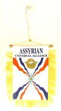 Assyrian Mini Banner / Assyrian Flag