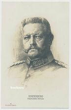 AK  Hindenburg Ostpreussens Befreier  (3262)