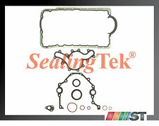 Fit 94-00 Ford 4.0L OHV VIN X Conversion Lower Gasket Set kit w/ Oil Pan Gasket