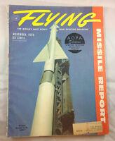 Flying Magazine Vintage Airplane 1955 NIKE Douglas Surface to Air