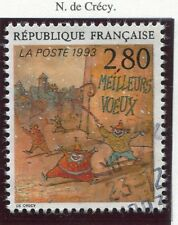 TIMBRE FRANCE OBLITERE N° 2844 BD BONNE FETE / Photo non contractuelle