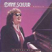 Deedles Diane Schuur Jazz Vocal Dave Grusin Stan Getz (Early CD 1984) GRP-9510