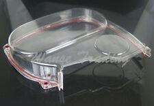 Transparent Cam Timing Belt Cover For MITSUBISHI Mirage Lancer EVO GSR 4G92 4G93
