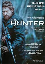 The Hunter FREE UP GRADE TOO 1ST CLASS-BRAND NEW DVD--B20