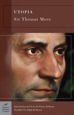 Utopia by Wayne A. Rebhorn, Ralph Robinson and Sir,Sa Thomas More (2005, Pape...