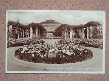 R&L Postcard: Rose Walk Winter Gardens Weston-Super-Mare, M&L