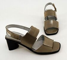 Gabor Damen-Sandalen & -Badeschuhe mit Blockabsatz ohne Muster