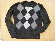 Pullover STRENESSE Blue, 100% Schurwolle, XL/40, Top!