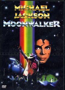 Moonwalker DVD WARNER HOME VIDEO
