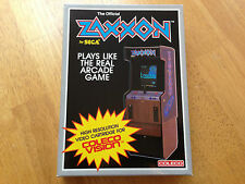 ZAXXON  -- for COLECOVISION Video Game System NEW & SEALED -- NOS -- NIB