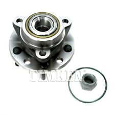 Wheel Bearing and Hub Assembly-FWD Front Timken 513004K