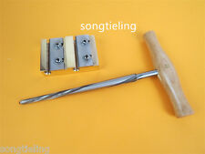 Violin tools Spiral Reamers Peg Shapers and Peg SHAVER