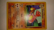 Rare Charmeleon Pokémon Card, Near Mint Condition 24/102