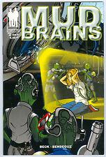 Comic -  Mud Brains - #2 von 1998 egotrip Beck Bendeguz
