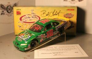 1999 Bobby Labonte NASCAR Racers 1/24 Action NASCAR Diecast Autographed
