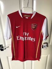 Arsenal home 2006 - 2008 shirt Medium M - Brand new with tags