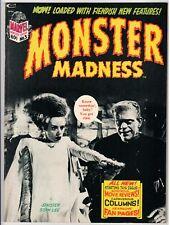 Marvel - MONSTER MADNESS #3 - VF 1973 Vintage Magazine