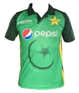 Pakistan 2021 Cricket Jersey / Shirt, Pakistani, ODI T20, World Cup