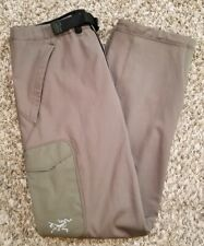 Arc'teryx Gamma MX Softshell Pant - Insulated Outdoor Pants Mens Size Large