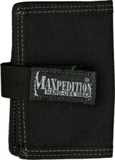 "Maxpedition Urban Wallet Black 0217B Max Capacity: 4.5"" x 3"" x 0.75"" thick. Desi"
