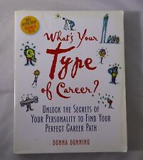 What's Your Type of Career Unlock the Secrets of Your Personality t9780891061540