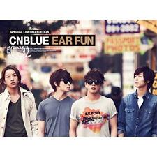 K-pop CNBLUE - EAR FUN (3RD MINI ALBUM) lEE JEONG SHIN VER. (SPECIAL LIMITED)