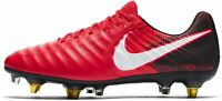 Nike Men's Tiempo Legend VII SG-Pro ACC Red Soccer Cleats 917805-616 Size 7.5 US