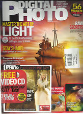 DIGITAL PHOTO MAGAZINE,  JUNE, 2016   ISSUE # 208   ( MASTER THE ART OF LIGHT )