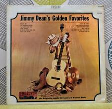 Jimmy Dean-GOLDEN FAVORITES [vinyle LP, 1964] USA IMPORT js-6004 Country * EXC