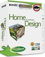 PUNCH HOME AND LANDSCAPE DESIGN.  BRAND NEW RETAIL BOX.   FAST / FREE SHIPPING!