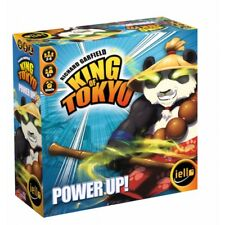 IELLO Kotpower King of Tokyo Power up Game